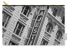 The Majestic Theater Dallas #3 Carry-all Pouch