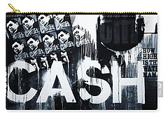 The Man In Black Carry-all Pouch by Dan Sproul