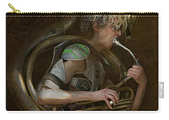 The Man - The Tuba Carry-all Pouch