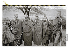 The Masai Carry-all Pouch by Shaun Higson
