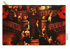 Masquerade Ball Carry-all Pouch