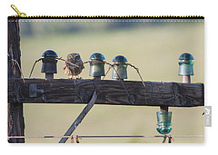 The Master Of Disguise Carry-all Pouch by Mircea Costina Photography