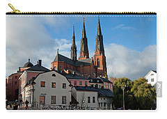 The Medieval Uppsala Carry-all Pouch by Torbjorn Swenelius