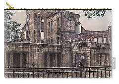 Carry-all Pouch featuring the photograph The Memorial by Hanny Heim