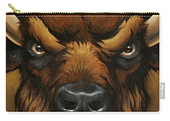 The Mighty Bison Carry-all Pouch