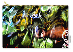 Carry-all Pouch featuring the photograph The Mind's Eye  by Deena Stoddard