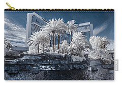 The Mirage In Infrared 2 Carry-all Pouch