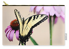 The Swallowtail Carry-all Pouch by Trina  Ansel