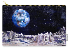 The Moon Rocks Carry-all Pouch