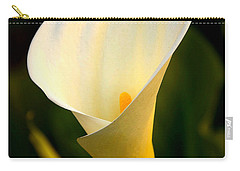 Carry-all Pouch featuring the photograph The Morning Trumpets by Clayton Bruster