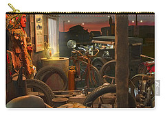 The Motorcycle Shop 2 Carry-all Pouch