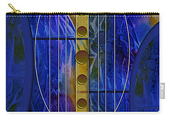 The Musical Abstraction Carry-all Pouch