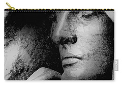 Carry-all Pouch featuring the photograph The Mystery Of The Hereafter by Mike Martin