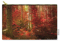 The Mystic Forest Carry-all Pouch