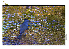 Carry-all Pouch featuring the photograph The Naiad by Gary Holmes