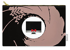 The Names Mac... Imac Carry-all Pouch by ISAW Gallery