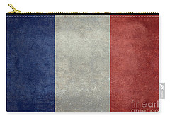 The National Flag Of France Carry-all Pouch