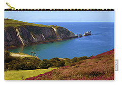 The Needles Carry-all Pouch by Ron Harpham
