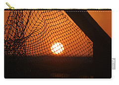 The Netted Sun Carry-all Pouch by Leticia Latocki