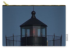 Carry-all Pouch featuring the photograph Lighthouse by Eunice Miller