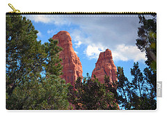 The Nuns Carry-all Pouch by Deb Halloran