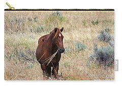The Odd Couple Carry-all Pouch by Mike  Dawson