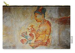 The Ode For The Women Beauty I. Sigiriyan Lady With Flowers. Sigiriya. Sri Lanka Carry-all Pouch
