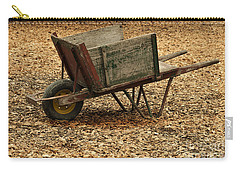 The Old Barn Wagon Carry-all Pouch