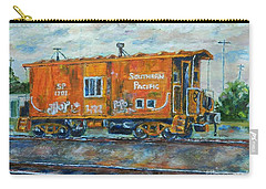 The Old Caboose Carry-all Pouch