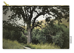 The Old Chumash Trail Carry-all Pouch