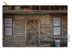 The Old General Store Carry-all Pouch