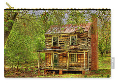 The Old Home Place Carry-all Pouch by Dan Stone