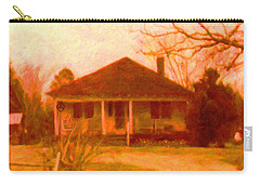 The Old Home Place Carry-all Pouch by Rebecca Korpita