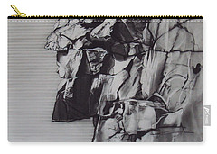 The Old Man Of The Mountain Carry-all Pouch by Sean Connolly