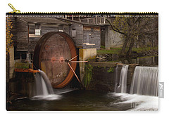 The Old Mill Detail Carry-all Pouch