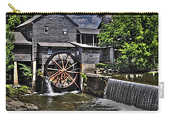 The Old Mill Restaurant Carry-all Pouch
