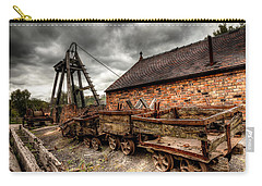 The Old Mine Carry-all Pouch by Adrian Evans