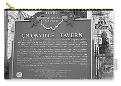 The Old Tavern II Carry-all Pouch