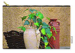 The Old Times Carry-all Pouch by Carolyn Marshall