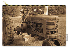 The Old Tractor Carry-all Pouch