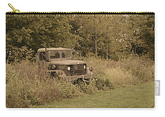 The Old Truck Carry-all Pouch