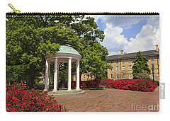 The Old Well At Chapel Hill Campus Carry-all Pouch