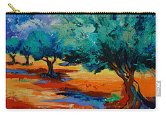 The Olive Trees Dance Carry-all Pouch