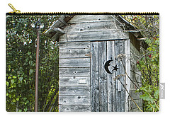 The Outhouse Carry-all Pouch