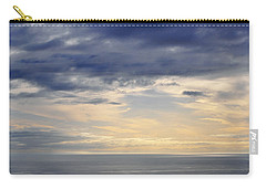Carry-all Pouch featuring the photograph The Pacific Coast by Kyle Hanson