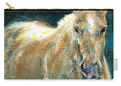 The Palomino Carry-all Pouch by Frances Marino