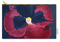 The Pansy Carry-all Pouch