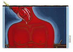 The Passion Of Matthew Shepard 096 Carry-all Pouch