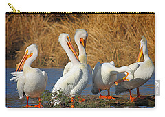 The Pelican Gang Carry-all Pouch