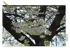 The Perfumed Cherry Tree 2 Carry-all Pouch